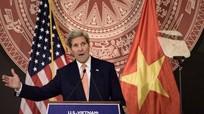 4 lần đến Việt Nam của Ngoại trưởng Mỹ John Kerry