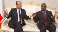 'Sân khấu' sau chót của Tổng thống Pháp tại lục địa đen