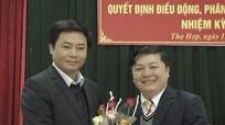 Quỳ Hợp: Phó Ban Tổ chức Huyện ủy giữ chức Bí thư xã Thọ Hợp