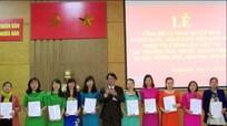 Nghĩa Đàn tuyển dụng mới 78 giáo viên mầm non