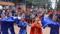 Đô Lương tổ chức lễ giỗ lần thứ 959 Uy Minh Vương Lý Nhật Quang