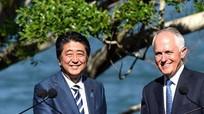 Thủ tướng Nhật và Australia cam kết thúc đẩy TPP