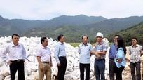 Cử tri Quỳ Hợp kiến nghị xử lý tình trạng khai thác, chế biến khoáng sản gây ô nhiễm nguồn nước