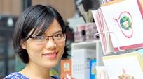 Tác giả trẻ Võ Thu Hương: Hạnh phúc khi tìm được sự đồng điệu