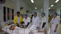 Đảng ủy Khối Doanh nghiệp Nghệ An: Sôi nổi hoạt động 'Tết vì người nghèo'