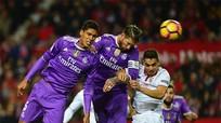 Thua ngược Sevilla, Real nhận thất bại đầu tiên sau 40 trận