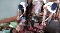 Diễn Châu phát hiện 116 vụ vi phạm vệ sinh ATTP