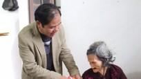 Quỳnh Lưu: Chúc thọ các cụ trên 100 tuổi