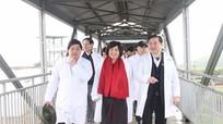 Đoàn giám sát Quốc hội kiểm tra quy trình sản xuất sữa TH