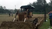 TP Vinh: Cưỡng chế thu hồi đất của 45 hộ dân