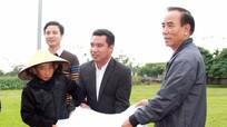 Tặng 9 tấn gạo cho nông dân nghèo dịp Tết Đinh Dậu
