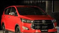 Toyota Innova bản Venturer cao cấp giá từ 653 triệu đồng