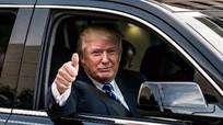 Tân Tổng thống Mỹ Donald Trump sẽ đi xe gì trong lễ nhậm chức?