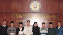 Sinh viên nhận 'lương' học thực hành tại doanh nghiệp
