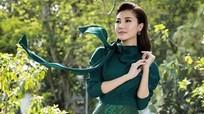 Nữ hoàng sắc đẹp Toàn cầu gợi ý váy ren du xuân