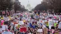 Hàng triệu người tuần hành phản đối Trump