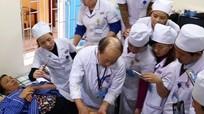 Bệnh viện phục hồi chức năng Nghệ An: Dấu ấn năm 2016