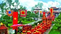 Nét đẹp văn hóa đầu Xuân ở Đền thờ Hoàng đế Quang Trung