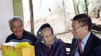 Cienco 4 trao tặng 1320 suất quà cho người nghèo Nghệ An