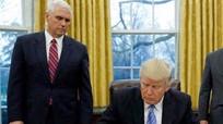 Mỹ chính thức rút khỏi TPP