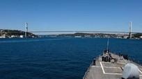 Nga cáo buộc Hải quân Ukraine khiêu khích ở Biển Đen