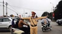 TP Vinh ra quân phòng chống tội phạm, pháo nổ Tết Đinh Dậu