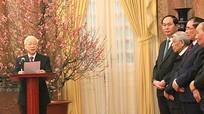 Tổng Bí thư: Sức mạnh tổng hợp quốc gia tăng lên tạo thế và lực mới
