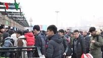 Trung Quốc: Áp lực nặng nề vận chuyển hành khách dịp Tết