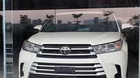 Toyota Highlander 2017 đầu tiên về Việt Nam trước Tết