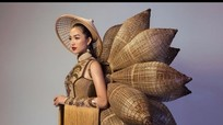 Trang phục truyền thống Lệ Hằng mặc ở Miss Universe