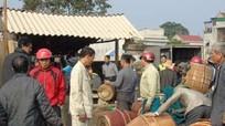 Phiên chợ Dinh ngày cuối năm