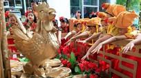 Hình ảnh đẹp của các nước Châu Á trong ngày đầu Tết Đinh Dậu