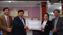 Chủ tịch UBND tỉnh chúc mừng năm mới Báo Nghệ An