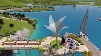 Phối cảnh cực ấn tượng của khu du lịch nghìn tỷ đảo chè Cầu Cau