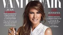 Vợ Trump lên bìa tạp chí Mexico giữa căng thẳng về bức tường biên giới