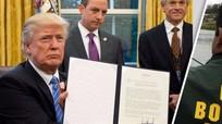Tổng thống Trump ký sắc lệnh hành pháp hạn chế người nhập cư