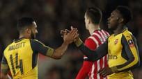 Arsenal phục thù ngọt ngào Southampton ở vòng 4 Cup FA