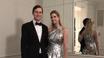 Con gái Trump khoe váy 5.000 đôla giữa tranh cãi về lệnh cấm nhập cảnh Mỹ