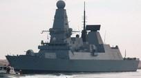 Anh đưa tàu khu trục đến Biển Đen lần đầu tiên sau Chiến tranh Lạnh
