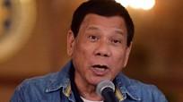 Tổng thống Philippines kéo dài chiến dịch chống ma túy đến hết nhiệm kỳ