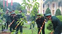 Sư đoàn 324 phát động Tết trồng cây năm 2017