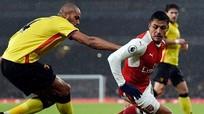 Thua trên sân nhà, Arsenal mất vị trí nhì bảng