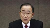 Ban Ki-moon tuyên bố không tranh cử tổng thống Hàn Quốc