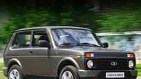 Xe Nga giá rẻ Lada Niva sắp có phiên bản mới