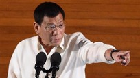 Tổng thống Philippines sẽ viện đến quân đội để chống buôn lậu ma túy
