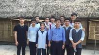 Nghệ An dẫn đầu cả nước về tỷ lệ học sinh giỏi quốc gia