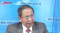 Tướng Lê Văn Cương: Dự báo tình hình thế giới năm 2017