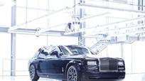 Rolls-Royce Phantom cuối cùng xuất xưởng