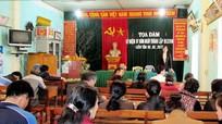 Đảng viên phát huy truyền thống gương mẫu, đi đầu ở Con Cuông