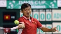 Hoàng Nam thắng áp đảo tại Davis Cup
